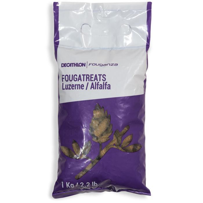 Leckerlis Fougatreats für Pony/Pferd Luzerne – 1kg