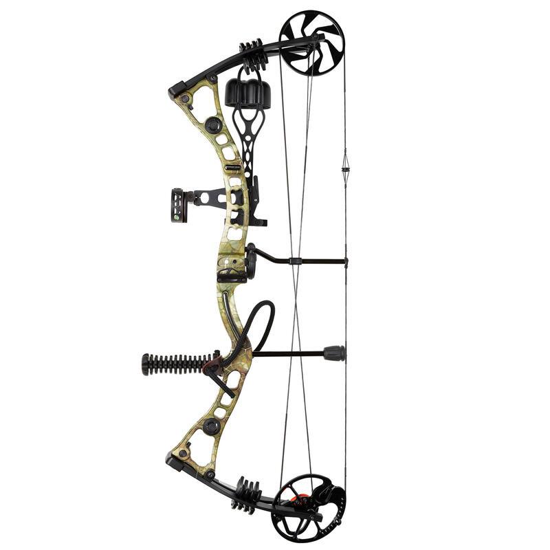 Arcs, accessoires de chasse