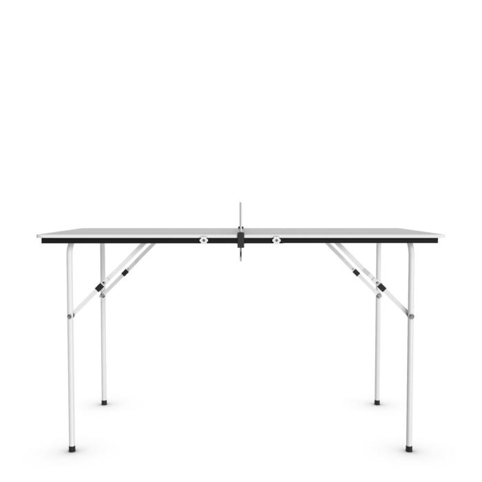 TABLE DE TENNIS DE TABLE FREE PPT 130 SMALL INDOOR