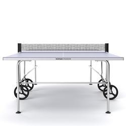 TABLE DE PING PONG EXTÉRIEURE PPT 500 BLEUE
