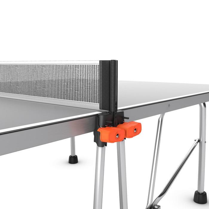 TABLE DE PING PONG EXTÉRIEURE PPT 530 GRISE