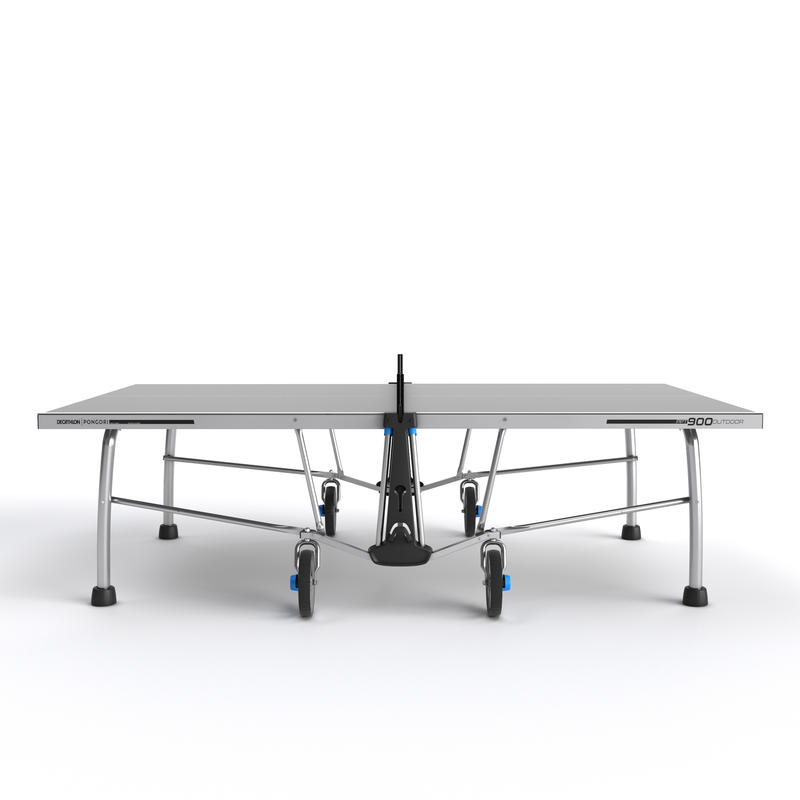 Outdoor Table Tennis Table PPT 900 - Grey
