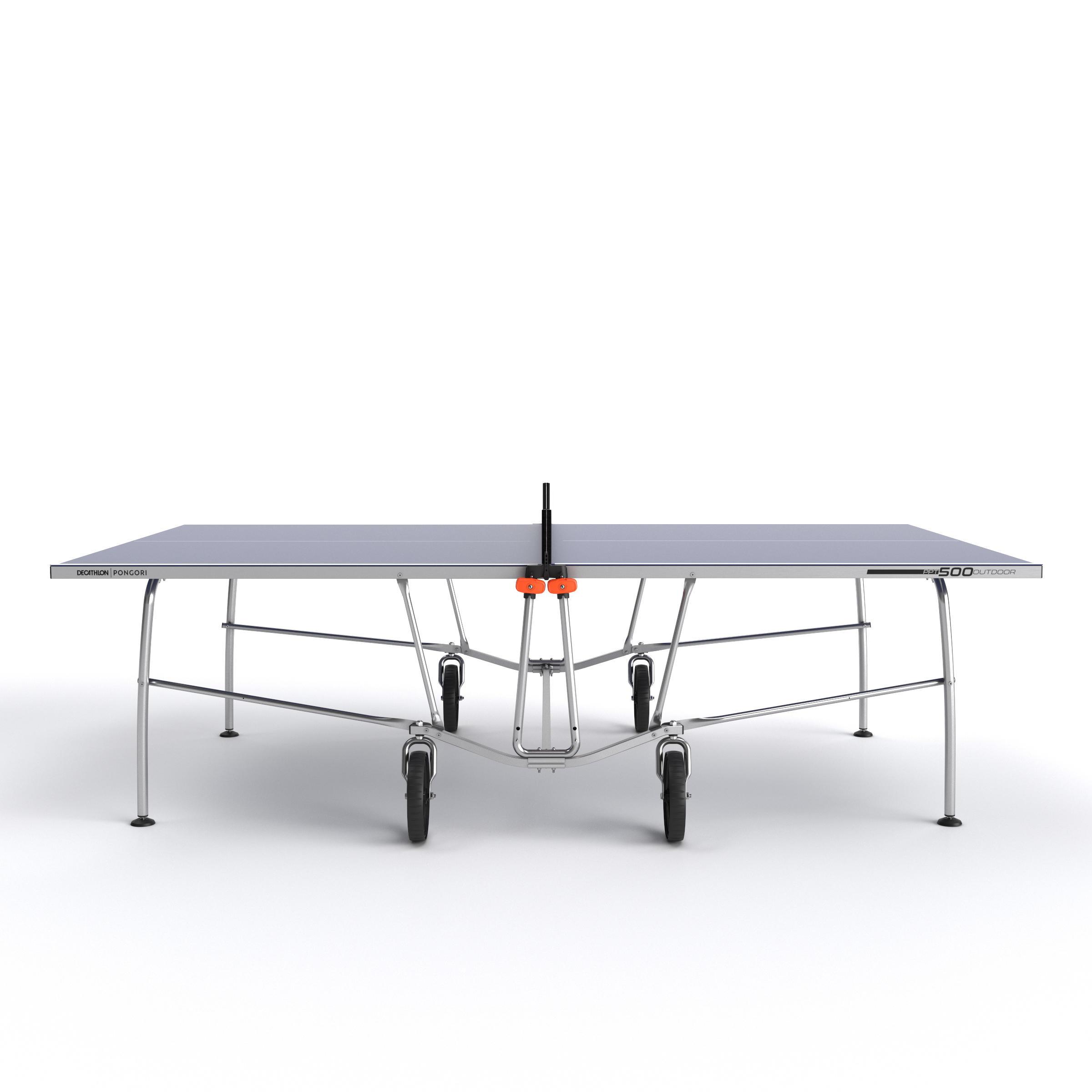 TABLE DE TENNIS DE TABLE FREE PPT 500