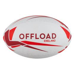 Balón de Rugby Offload Copa del Mundo 2019 Inglaterra Talla 5