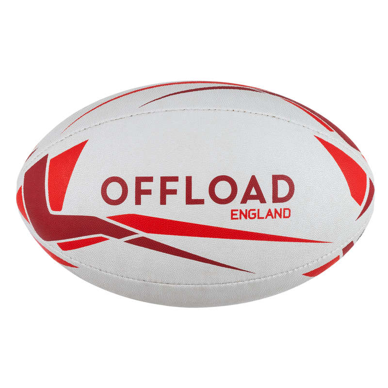 BALLS & ACCESSORIES Rugby - RWC19 England S5 Ball OFFLOAD - Rugby
