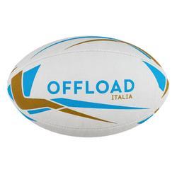 Balón de Rugby Offload Copa del Mundo 2019 Italia Talla 5