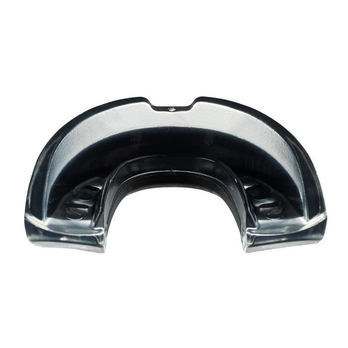 Protège dents rugby R500 Taille L noir ( joueur(se) > à 1.70M )