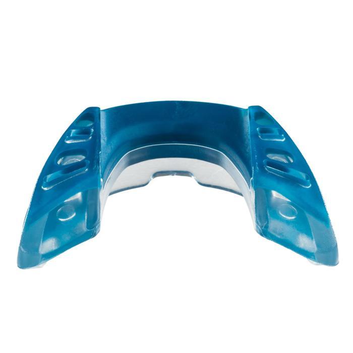 Protège dents de rugby R500 Taille L bleu ( joueur(se) > à 1.70M )