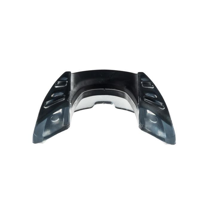 Protège-dents de rugby R500 Taille S noir ( joueur(se) < à 1.40M )