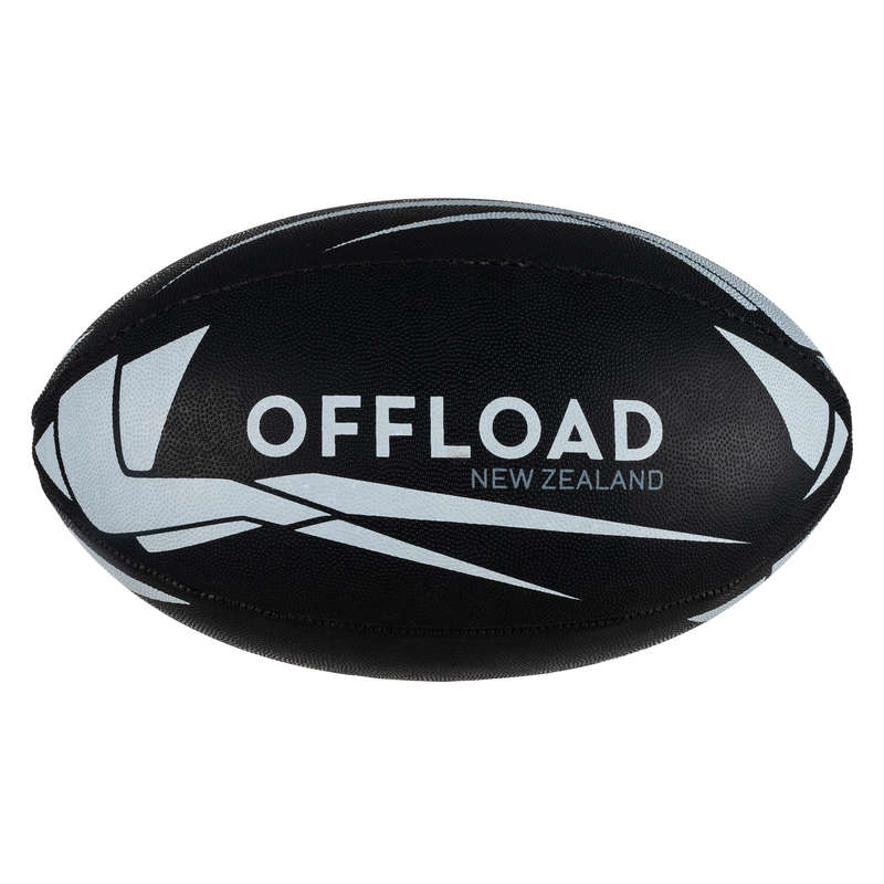 BALLS & ACCESSORIES Rugby - RWC19 New Zealand Mini Ball OFFLOAD - Rugby