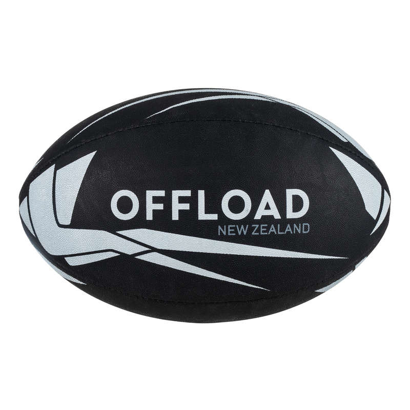 BALLS & ACCESSORIES Rugby - RWC19 New Zealand S5 Ball OFFLOAD - Rugby