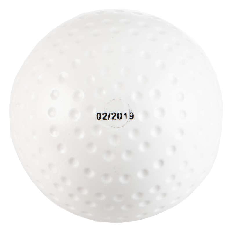 BALL, GRIP, BAG FIELDHOCKEY - FH500 Dimpled Ball - White KOROK