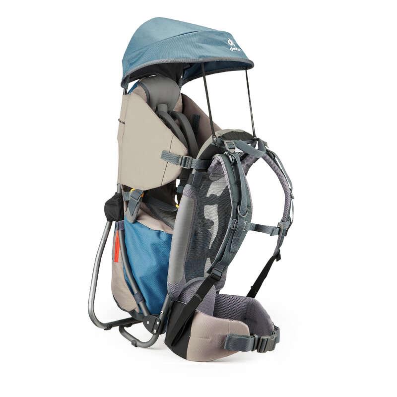 HIKING BABY CARRIERS Hiking - Deuter Kids Comfort Lite DEUTER - Hiking Backpacks and Bags