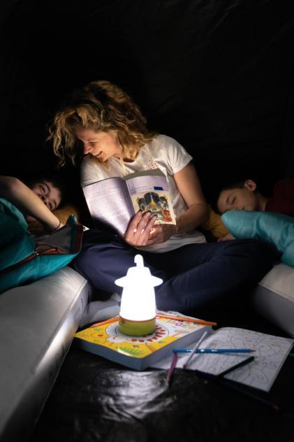 Hoe kies je een kampeerlamp