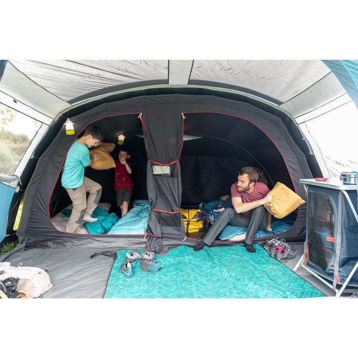 Tienda de Campaña Quechua Arpenaz 5.2 Fresh&Black | 5 Personas 2 Habitaciones