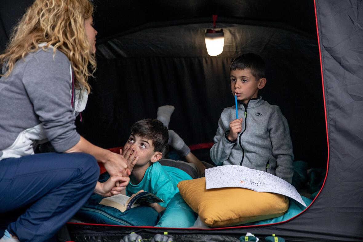 Nuova immagine lampada tenda