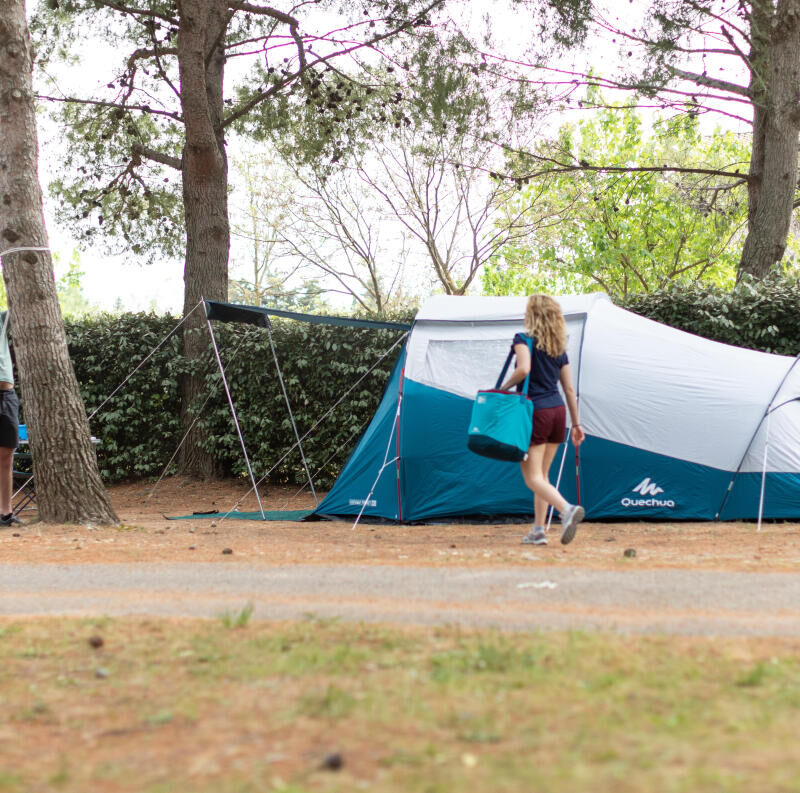 HOW TO PICH YOUR 4.1 FAMILY TENT ?