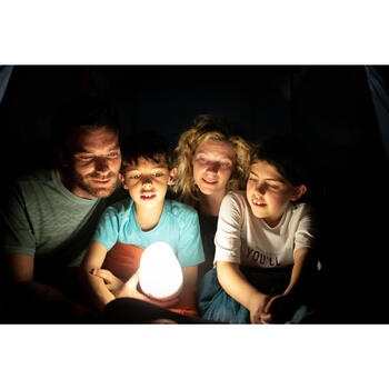 RECHARGEABLE CAMPING LAMP - BL200 - 200 LUMENS