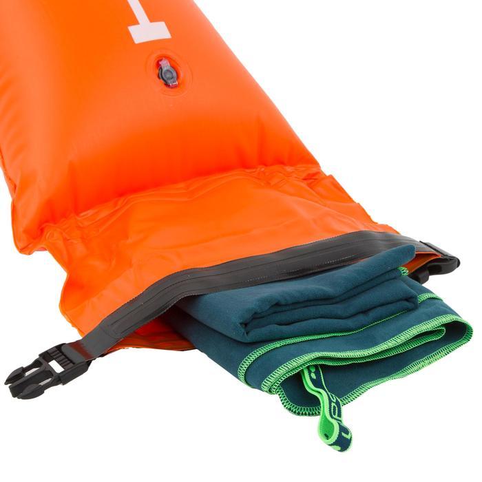 Zwemboei voor openwaterzwemmen oranje