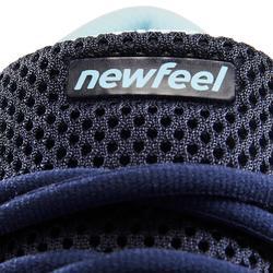 Chaussures de marche athlétique RW 500 bleues
