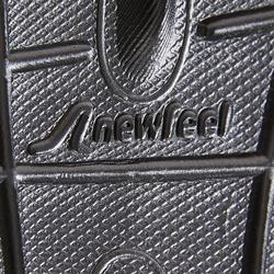 Damessneakers voor sportief wandelen Fitwalk Resist zwart