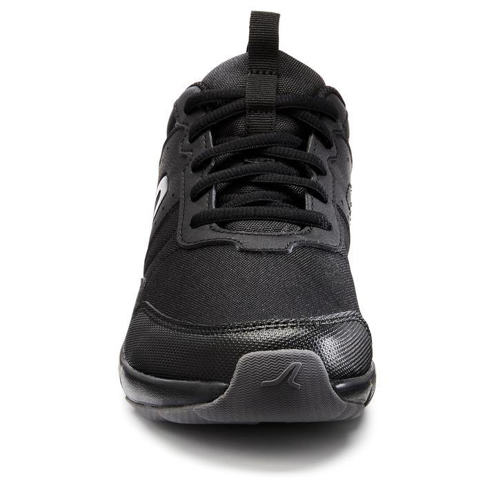 Chaussures marche sportive femme Fitwalk Resist noir