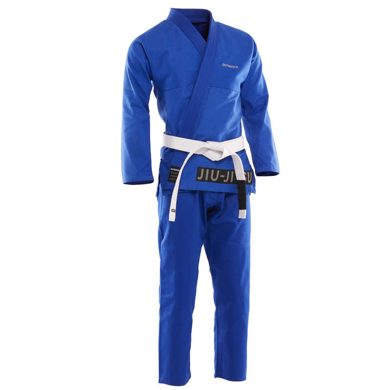 JIU JITSU Küzdősport - Brazil Jiu-Jitsu ruha OUTSHOCK - Boksz, küzdősport - OUTSHOCK