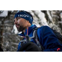 Oorwarmer voor langlaufen volwassenen 500 donkerblauw