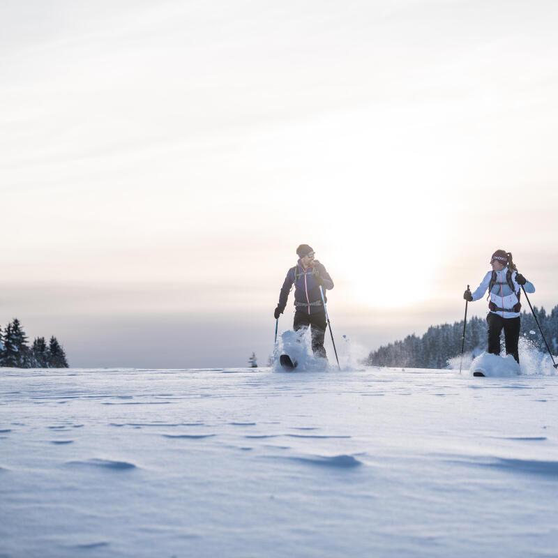 Connaissez-vous les plaisirs du ski de randonnée ?
