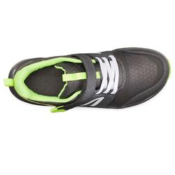 Chaussures marche enfant Actiwalk gris / vert