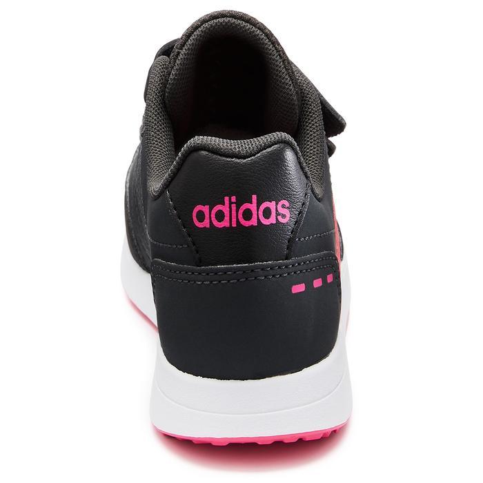 Chaussures marche enfant Adidas Switch gris / rose scratch
