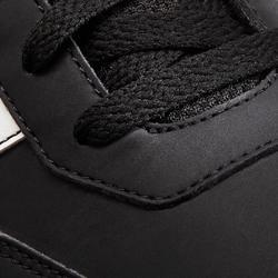 Zapatillas Caminar Adidas Switch Niños Negro/Blanco Cordones
