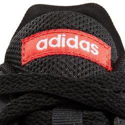Sportieve kindersneakers Adidas Switch zwart / wit veters
