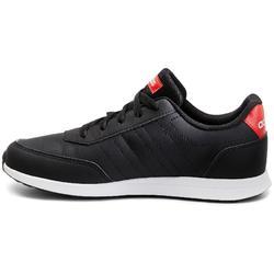 Chaussures marche enfant Adidas Switch noir / blanc lacets