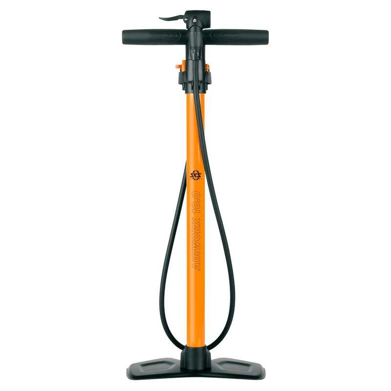 PUMPE / PRIBOR ZA BICIKL Biciklizam - PODNA PUMPA AIRWORX 10.0 SKS - Održavanje bicikala