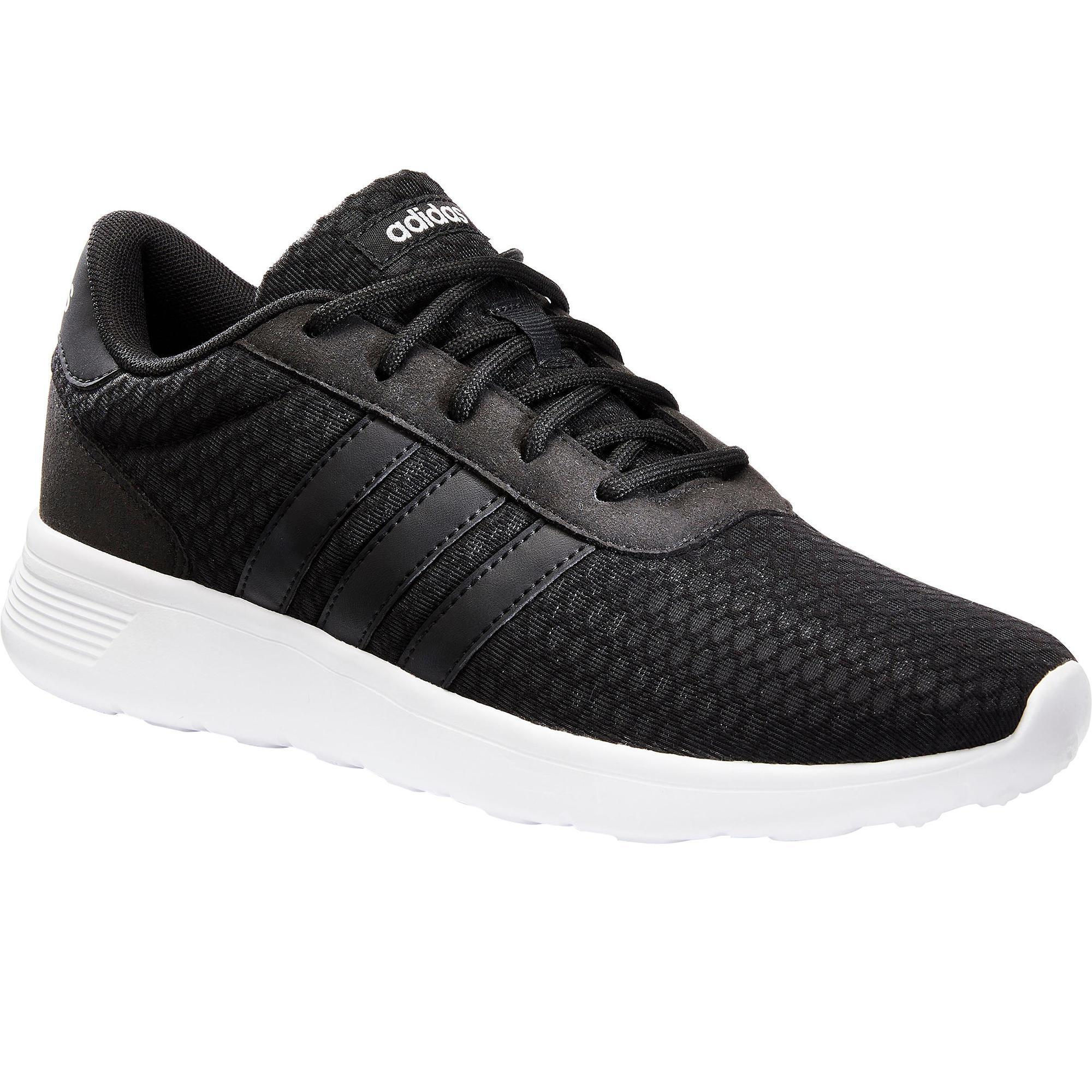 Walkingschuhe Lite Racer Damen schwarz | Schuhe > Sportschuhe > Walkingschuhe | Adidas