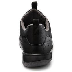 Chaussures marche sportive homme Fitwalk Resist noir