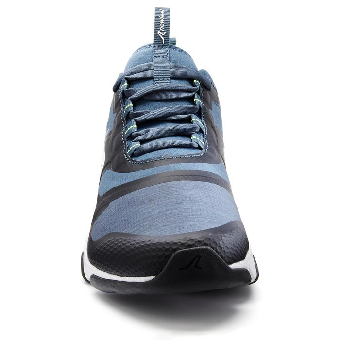 Chaussures marche sportive homme PW 580 WaterResist bleu