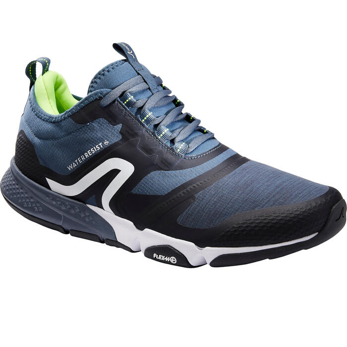 Walkingschuhe PW 580 Water Resist Herren blau