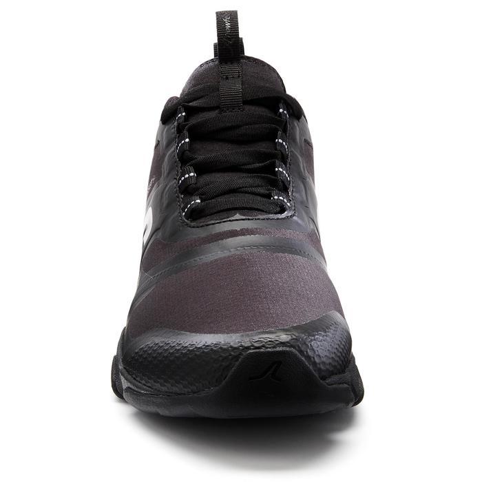 Chaussures marche sportive homme PW 580 WaterResist noir