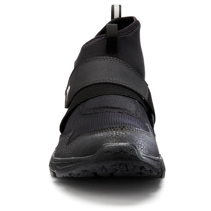 Chaussures respirantes de marche nordique NW 100 noir