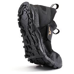 Zapatillas Marcha Nórdica Newfeel NW 100 Negro