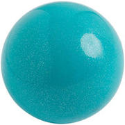 Rhythmic Gymnastics Ball 165mm - Glitter Emerald