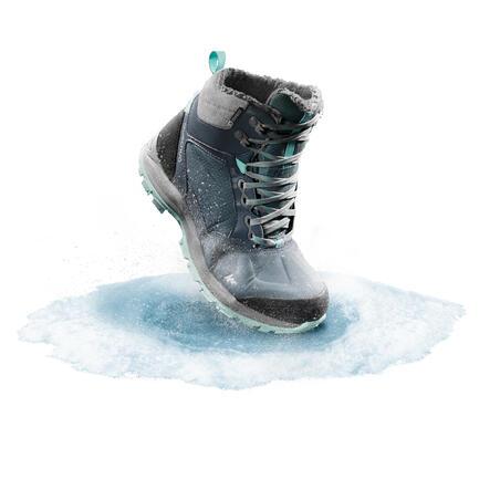 """Moteriški šilti neperšlampami žygio batai """"SH520 X-Warm Mid"""""""