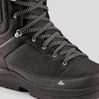 Ботинки походные мужские черные SH100