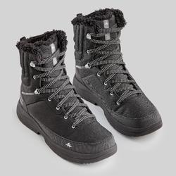 SH100 Men's Hiking Boots - Black