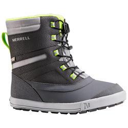 Wandellaarzen voor de sneeuw jongens Snowdrift