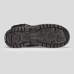 Chaussures chaudes imperméables de randonnée neige - SH100 U-WARM - hautes Homme
