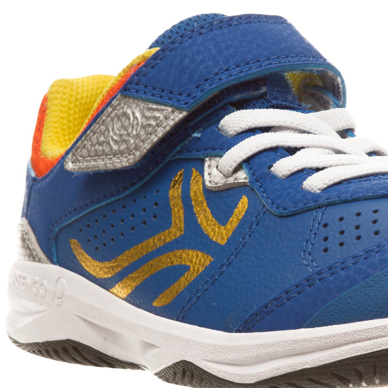 TS760 Children's Tennis Shoes - Blue Rainbow