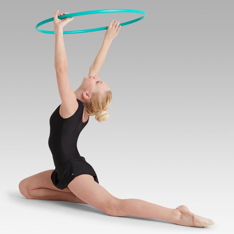Rhythmic Gymnastics 65 cm Hoop - Emerald